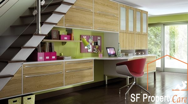 Premier Home Office - Lissa Oak