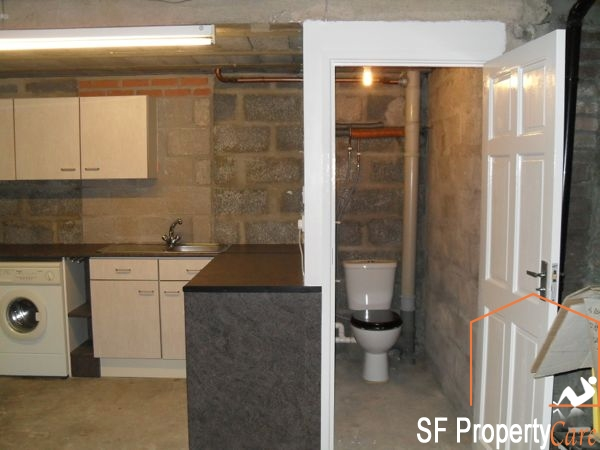 Clifton Garage Conversion 2